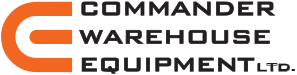 Commander Warehouse Equipment Logo