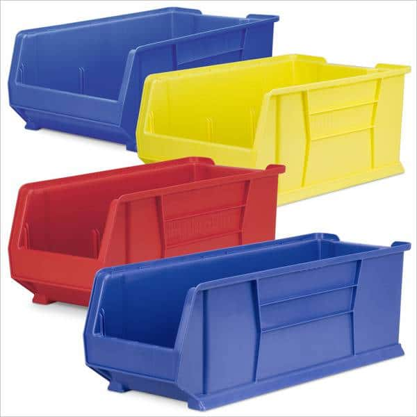 Super Sized Plastic Bins