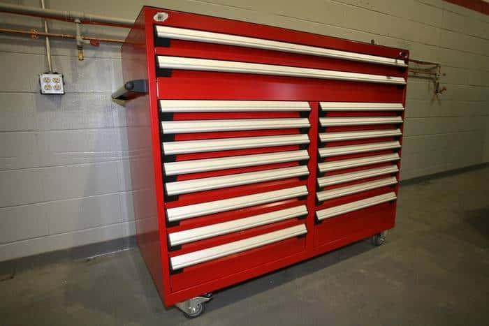 Heavy Duty Multi Drawer Cabinets