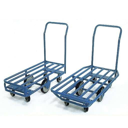 6 Wheel Tubular Cart