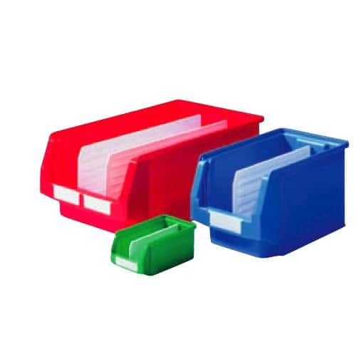 Heavy Duty Plastic Stackable Containers