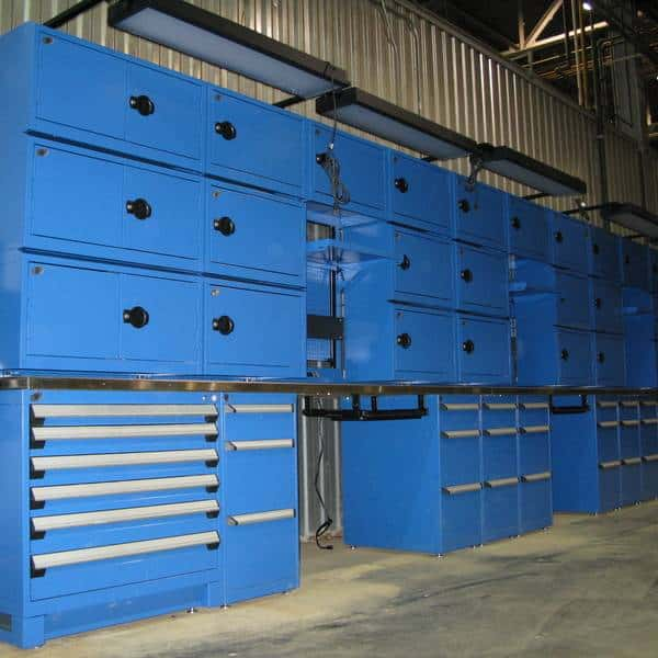 Heavy Duty Drawer Cabinets