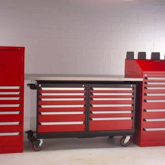 Heavy Duty Mobile Drawer Cabinets