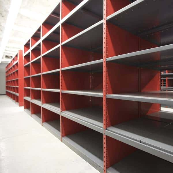 Rousseau Spider Shelving System