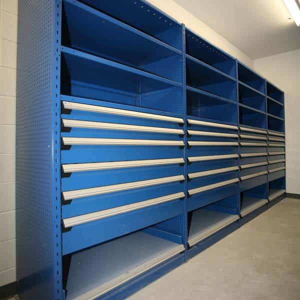 Shelving System for Warehouse - Commander Warehouse