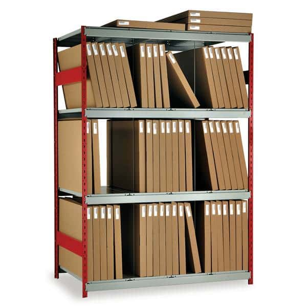 Bulk Storage Shelving