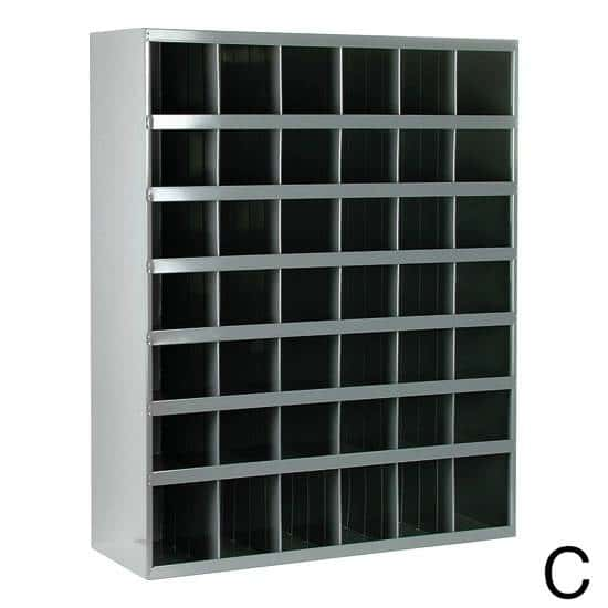 Welded Parts Cabinets