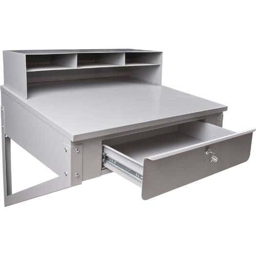 Wall Mounted Shop Desk