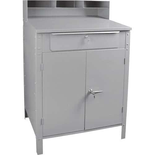 Cabinet Style Shop Desk