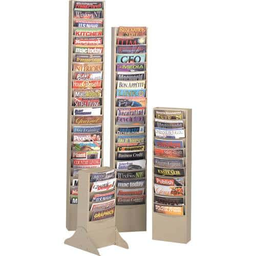 Literature Storage Racks
