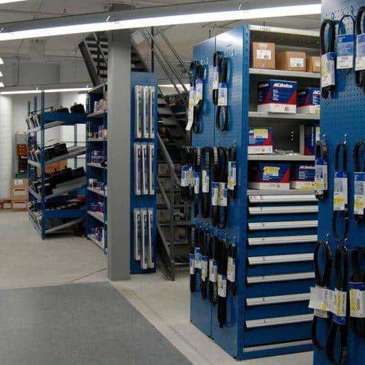 Parts Department Overview
