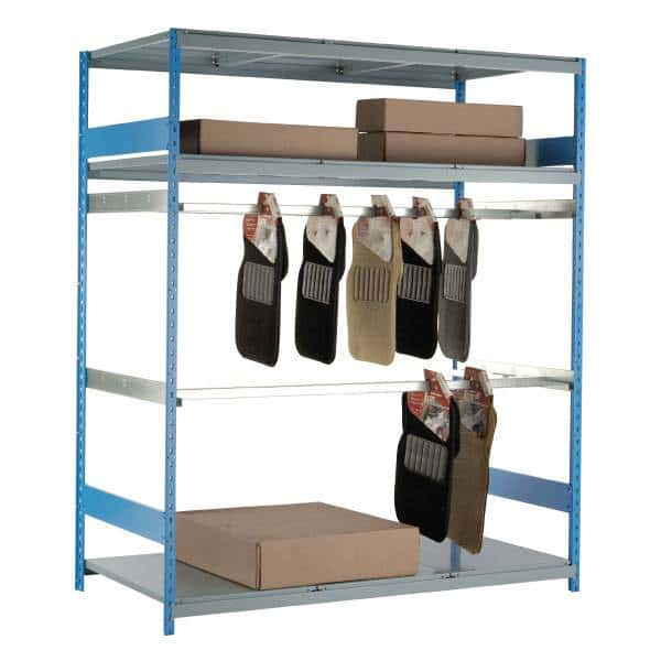 Double Mat Rack