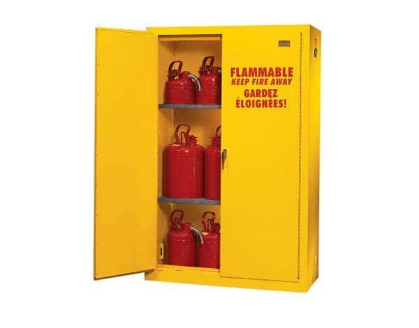 Insulated Flammable Storage Cabinets