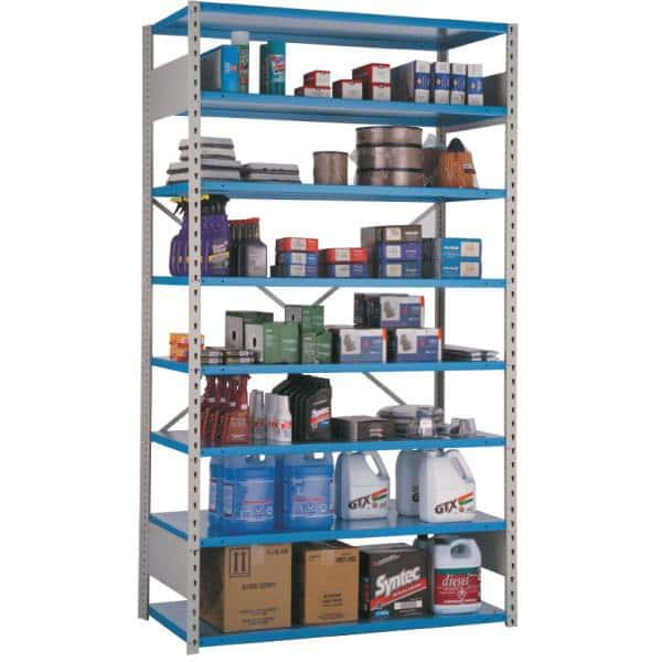 Shelving for Medium Parts