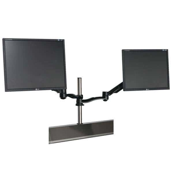 Double LCD Monitor Support