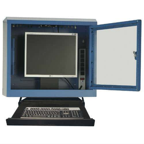 Smart Computer Cabinet