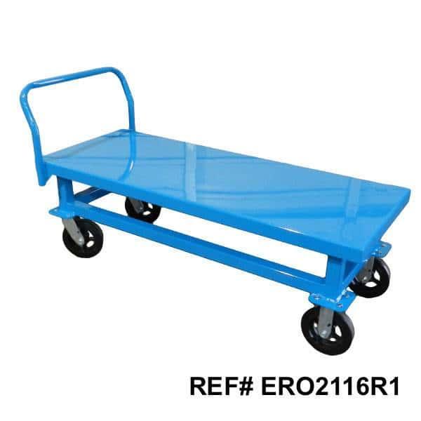 Custom Platform Carts