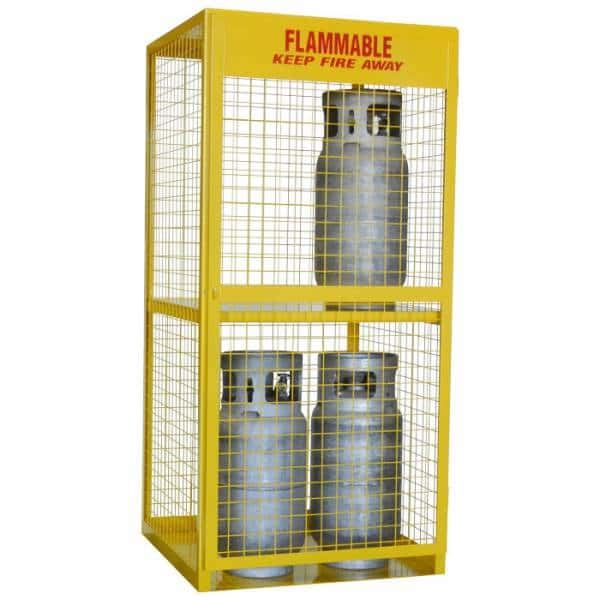 Gas Cylinder Cabinets