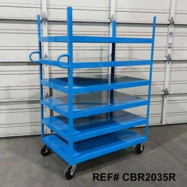 Specialty Shelf Carts