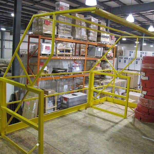 Pivot Safety Gates