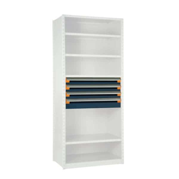 4 Drawers for Shelving 18H