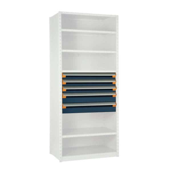 5 Drawers for Shelving 24H