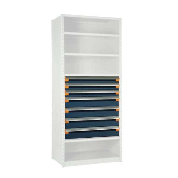 7 Drawers for Shelving 36H A
