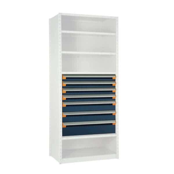 7 Drawers for Shelving 36H B