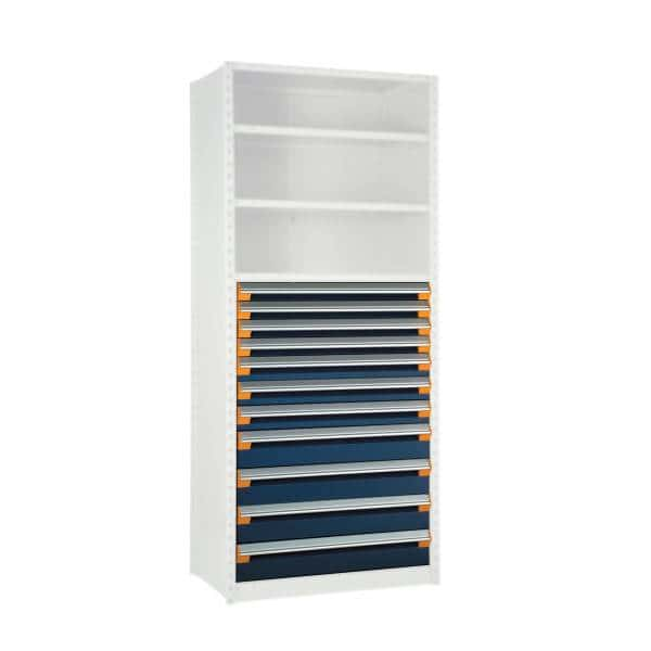 11 Drawers for Shelving 48H
