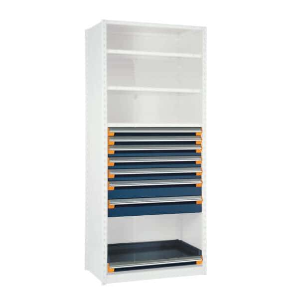 7 Drawers for Shelving 48H