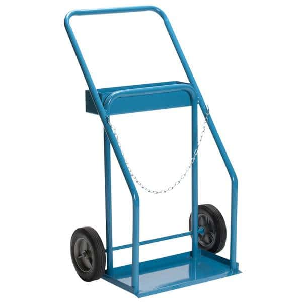 Medium Cylinder Hand Truck Side by Side
