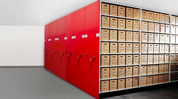 Mobilex Mechanical Assist Storage