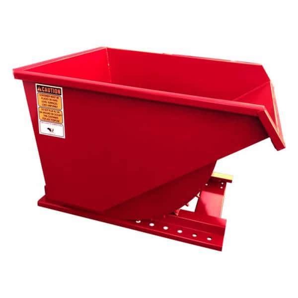 Self Dumping Steel Hoppers