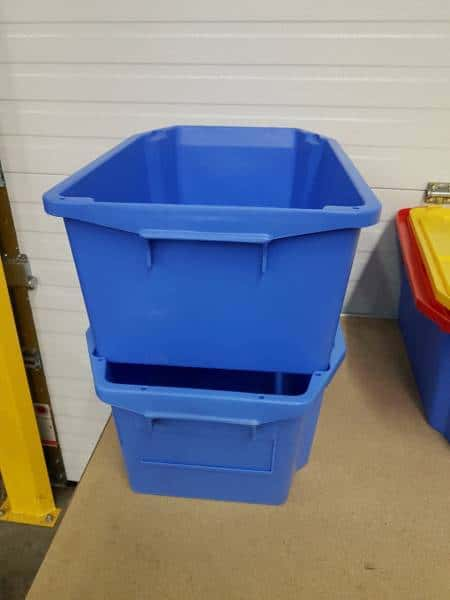 Schaefer Stacking Bin & Lid
