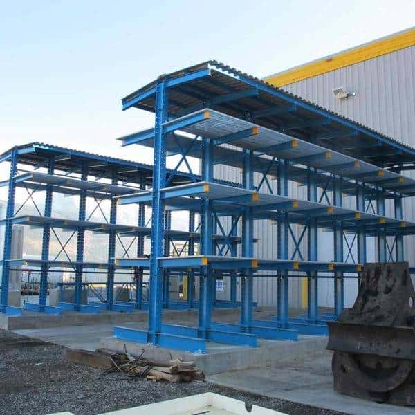 Cantilever Racking - Commander Warehouse