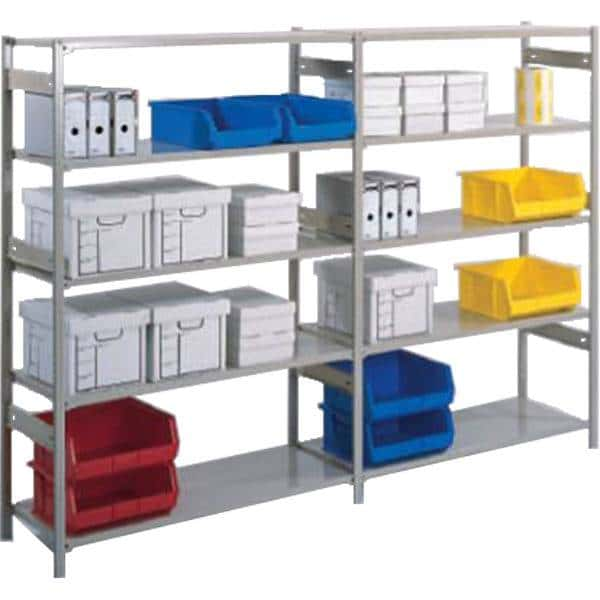 EZRECT Shelving Trimline - Commander Warehouse
