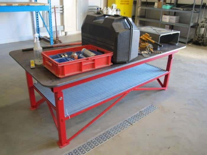 HD Welding Tables