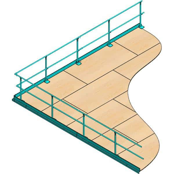 Handrail Systems - Commander Warehouse