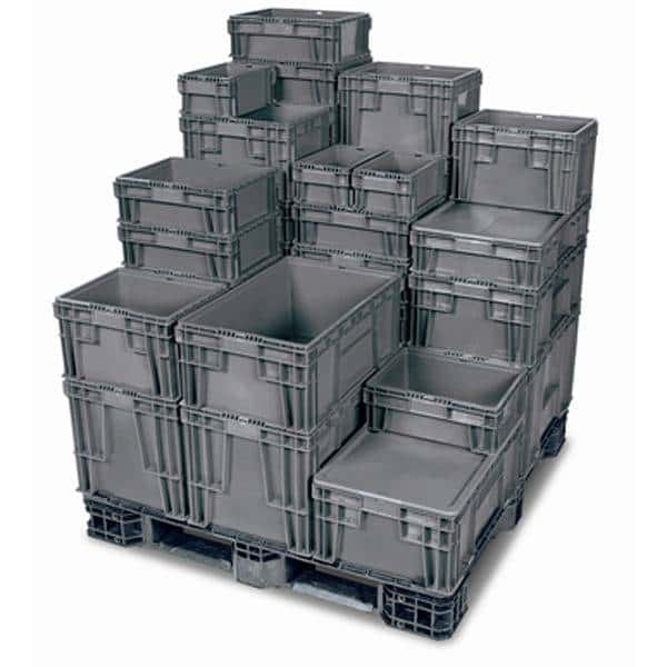 Industrial Straight Wall Containers
