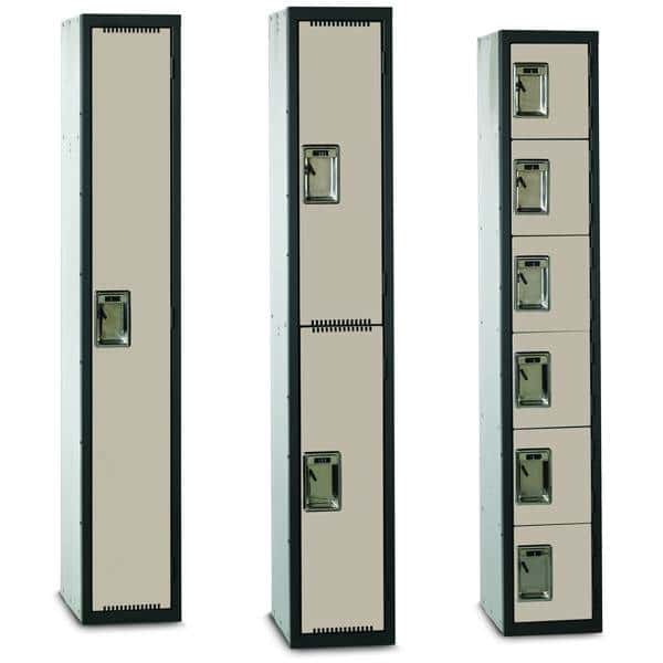 Deluxe Metal Lockers