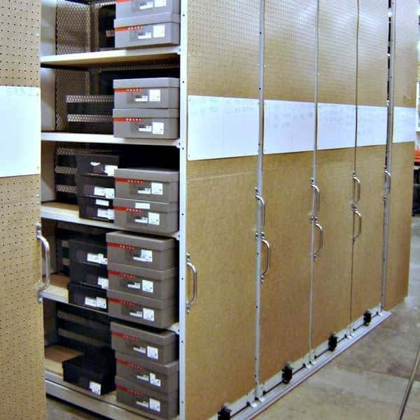 EZRECT Mobile Shelving Systems