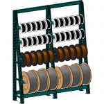 Cable Reel Rack - Commander Warehouse