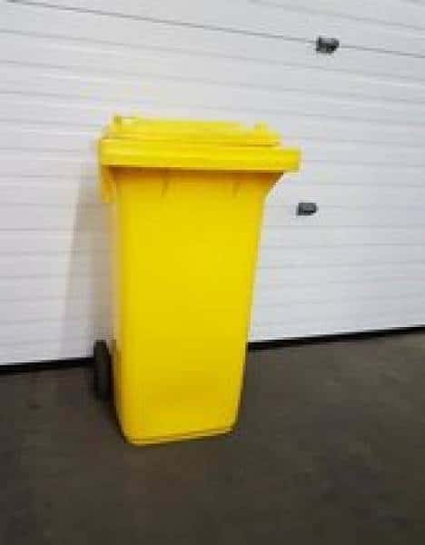 WASTE RECYCLING CART