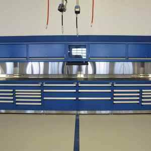 Automotive Service Storage
