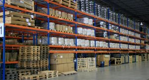 Pallet racking from Commander Warehouse