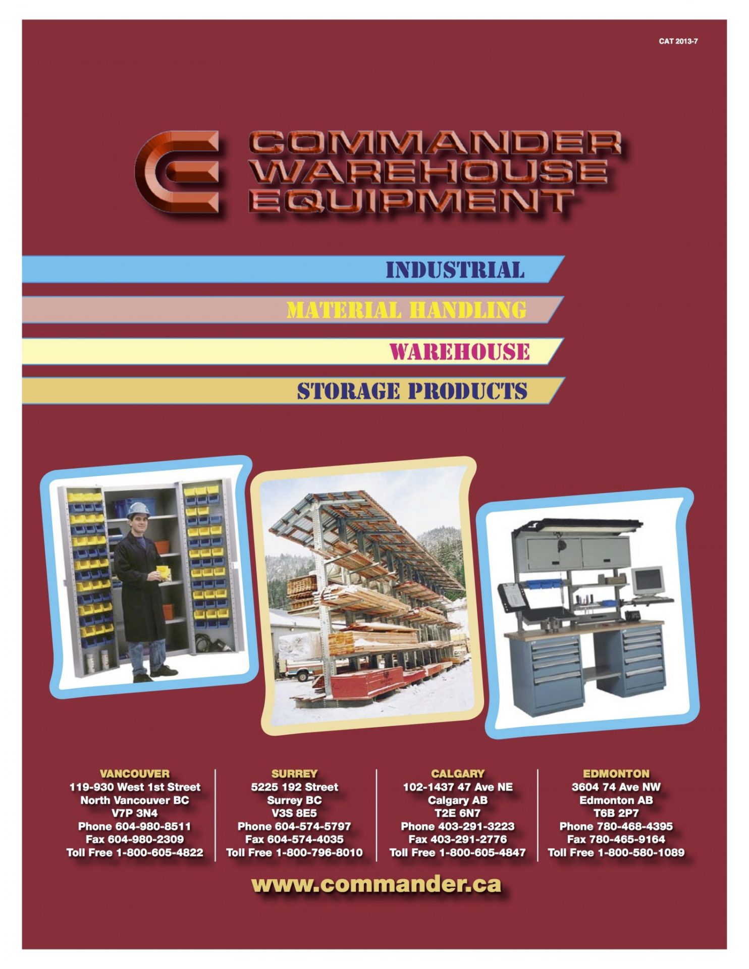Literature And Catalogues Commander Warehouse Equipment Depot Mirror Wiring Diagram Get Free Image About Buyers Guide