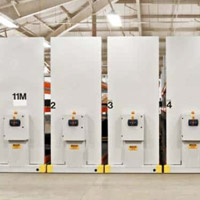 Mobile shelving and racking: the benefits of leasing