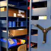 When should you use mobile shelving and racking?