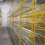Widespan 4000 Shelving Systems - Commander Warehouse