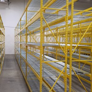 Warehouse shelving units for sale